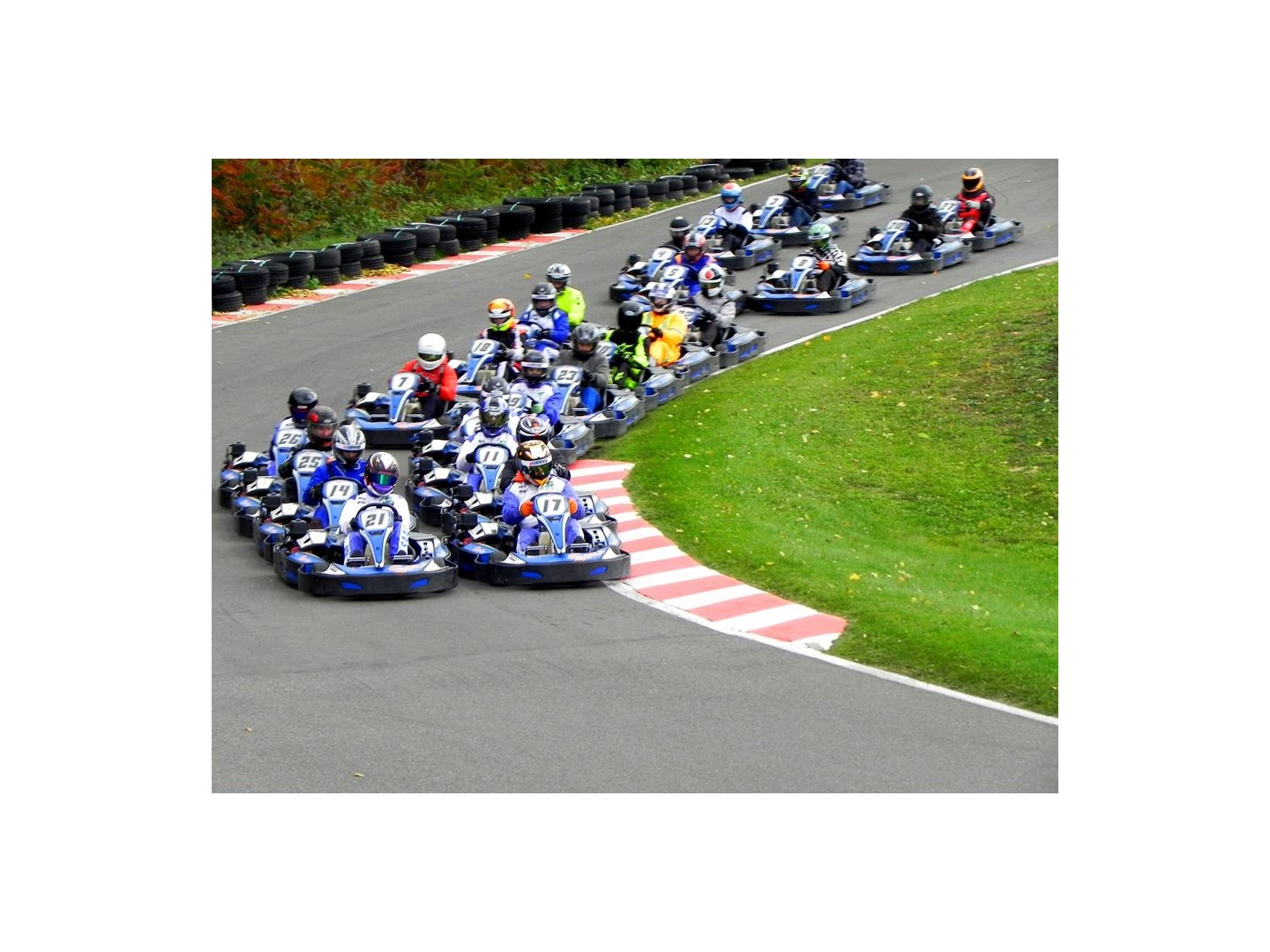 Karting rive sud for Karting exterieur montreal